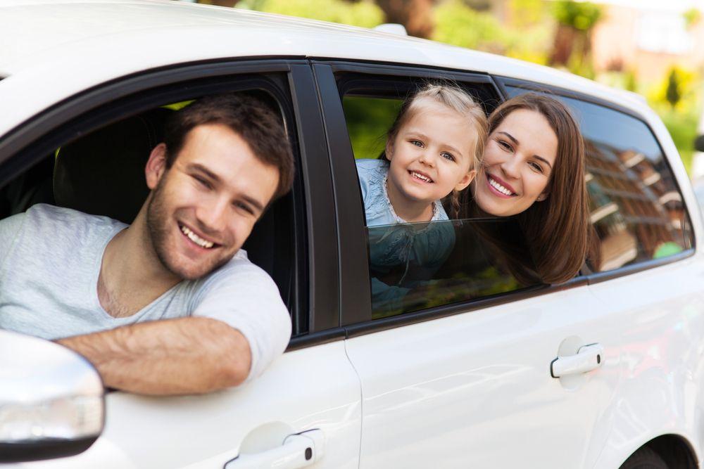 ¿Cómo escoger el mejor coche familiar?