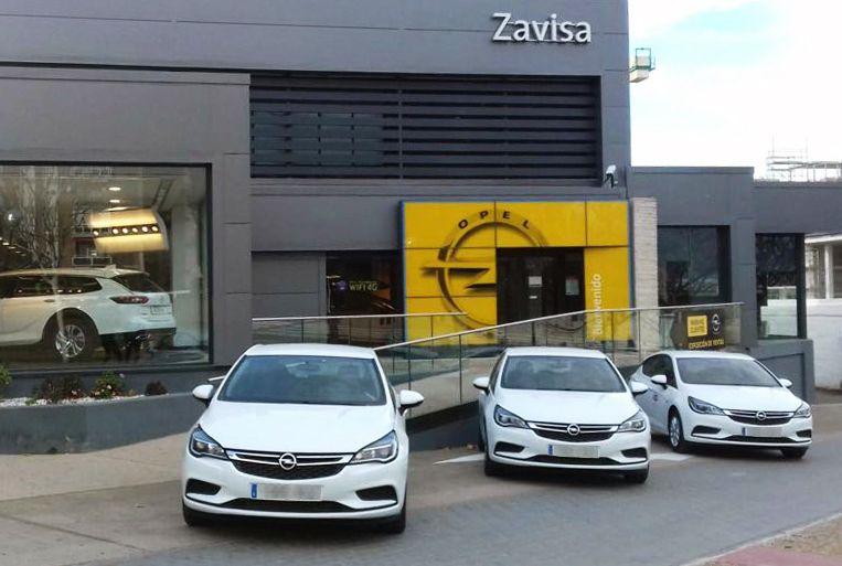 El Grupo MLN confía su flota a Opel Zavisa