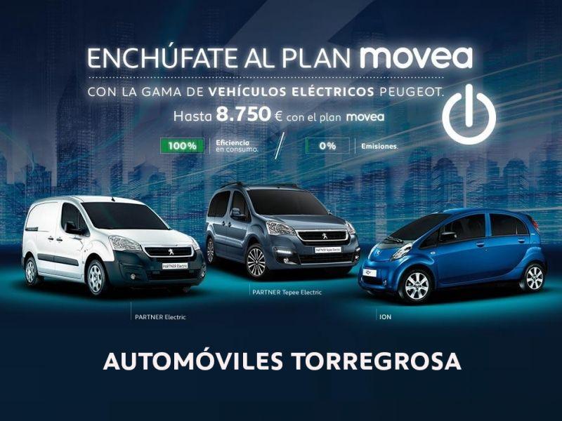 ELÉCTRICOS PEUGEOT CON HASTA 8.750 € DE DESCUENTO