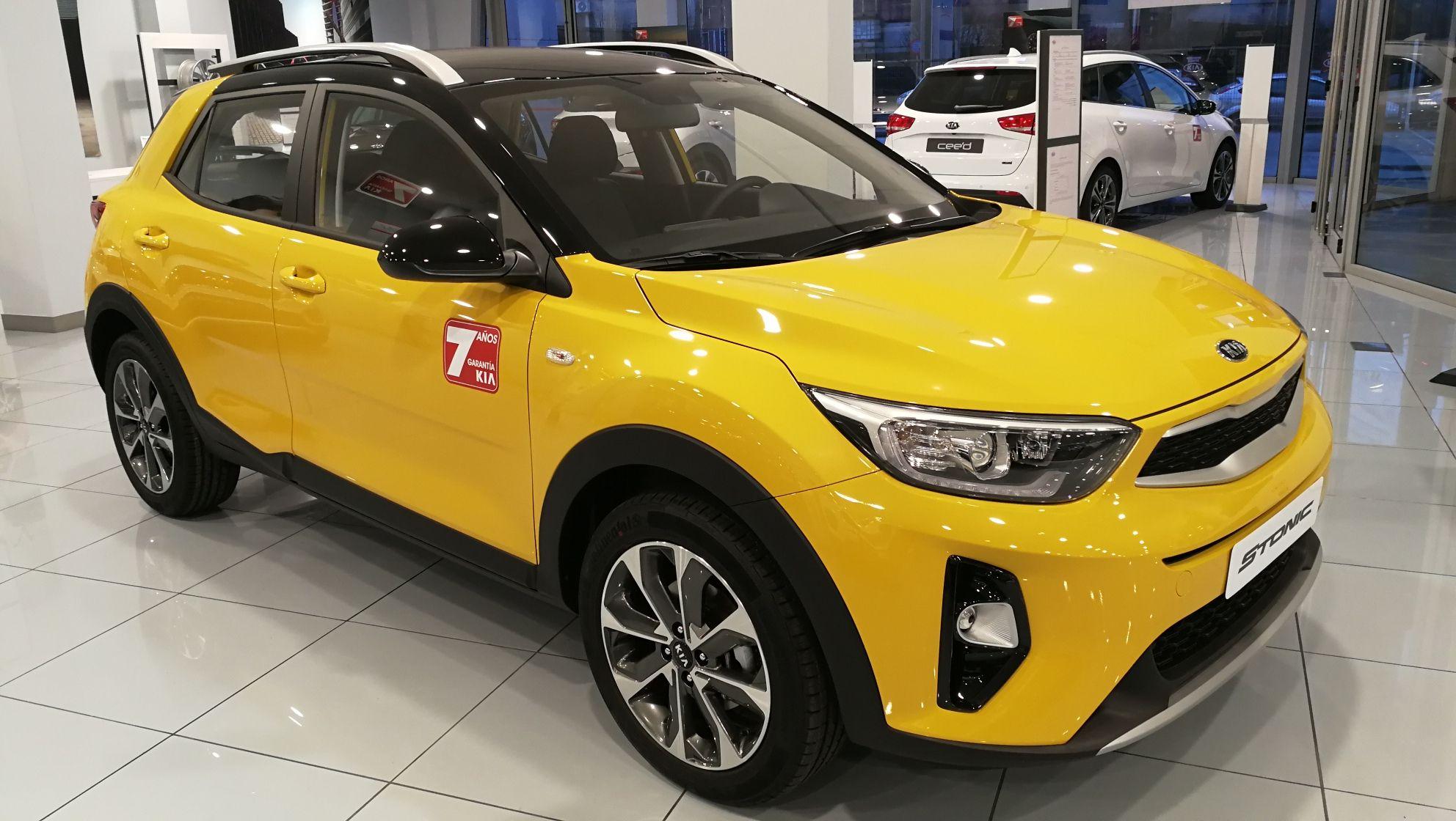 El Nuevo SUV urbano de Kia, el Kia Stonic, ya con nosotros...