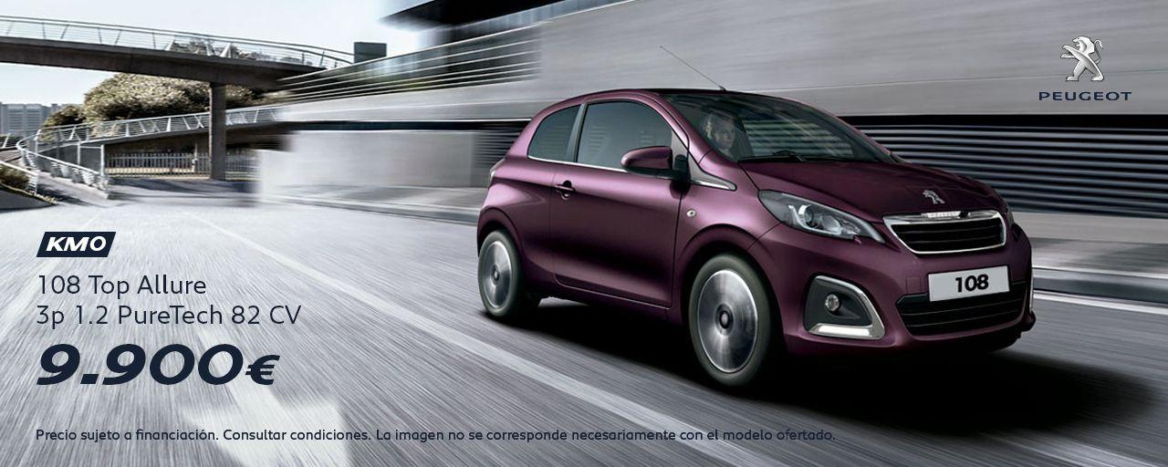 Peugeot 108 Top Allure