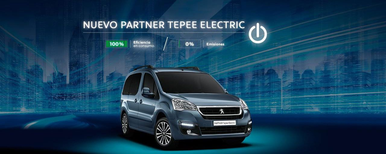 Nueva Partner Tepee Electric