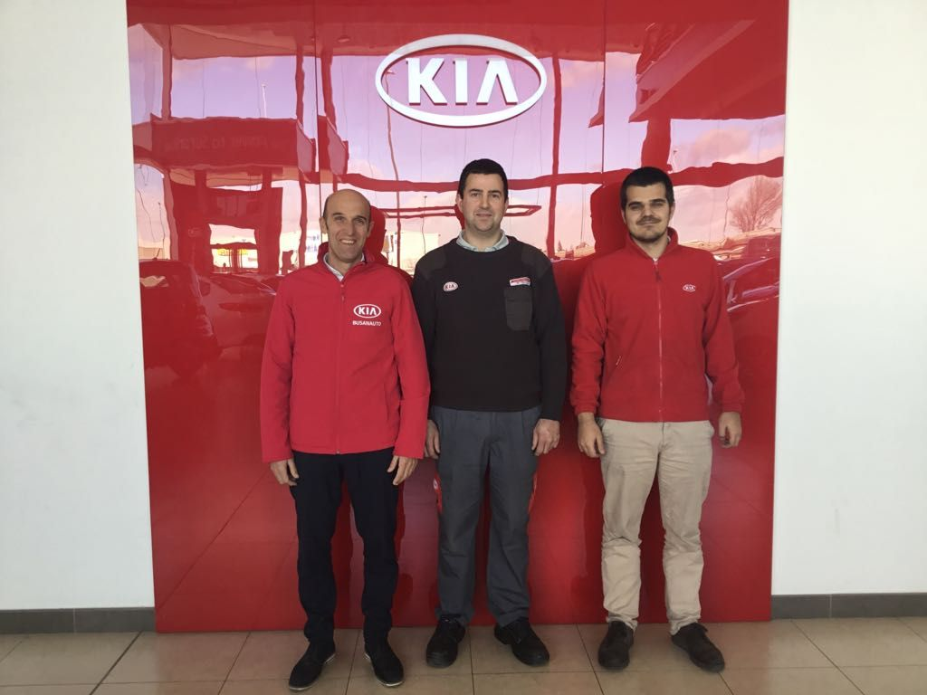 Busanauto participará en el campeonato de España de técnicos de KIA MOTORS