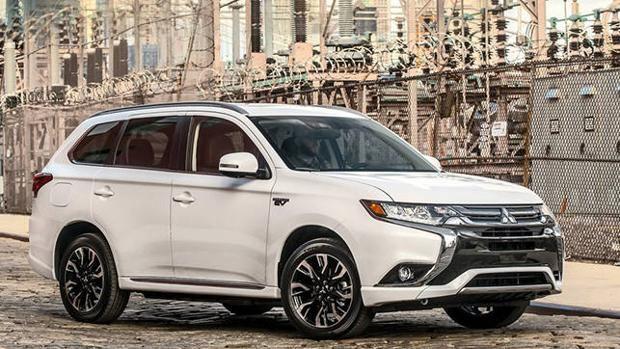 Mitsubishi Outlander Phev, el líder de la movilidad ecológica