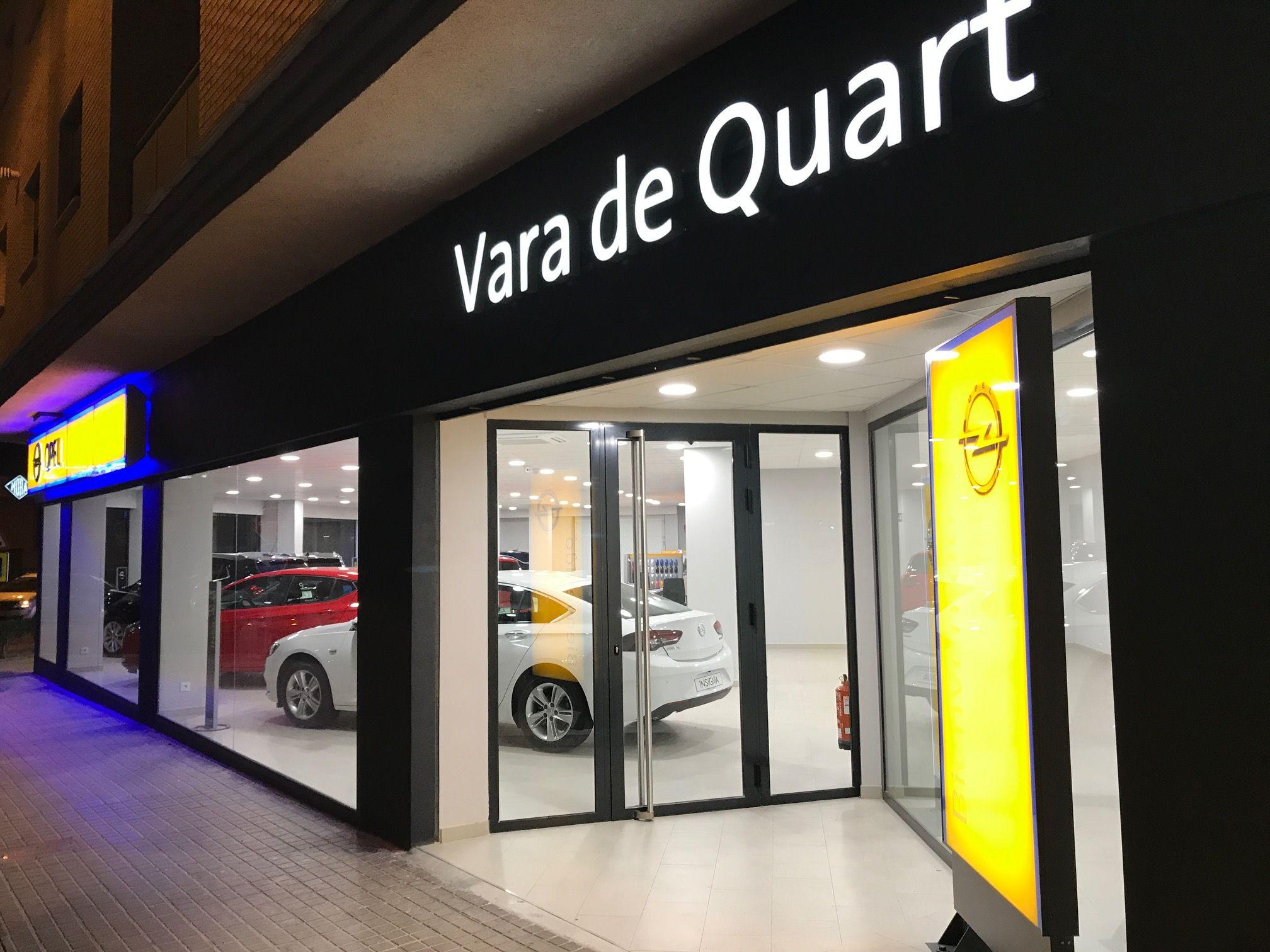 Opel Vara de Quart inaugura nueva tienda Opel en Torrent