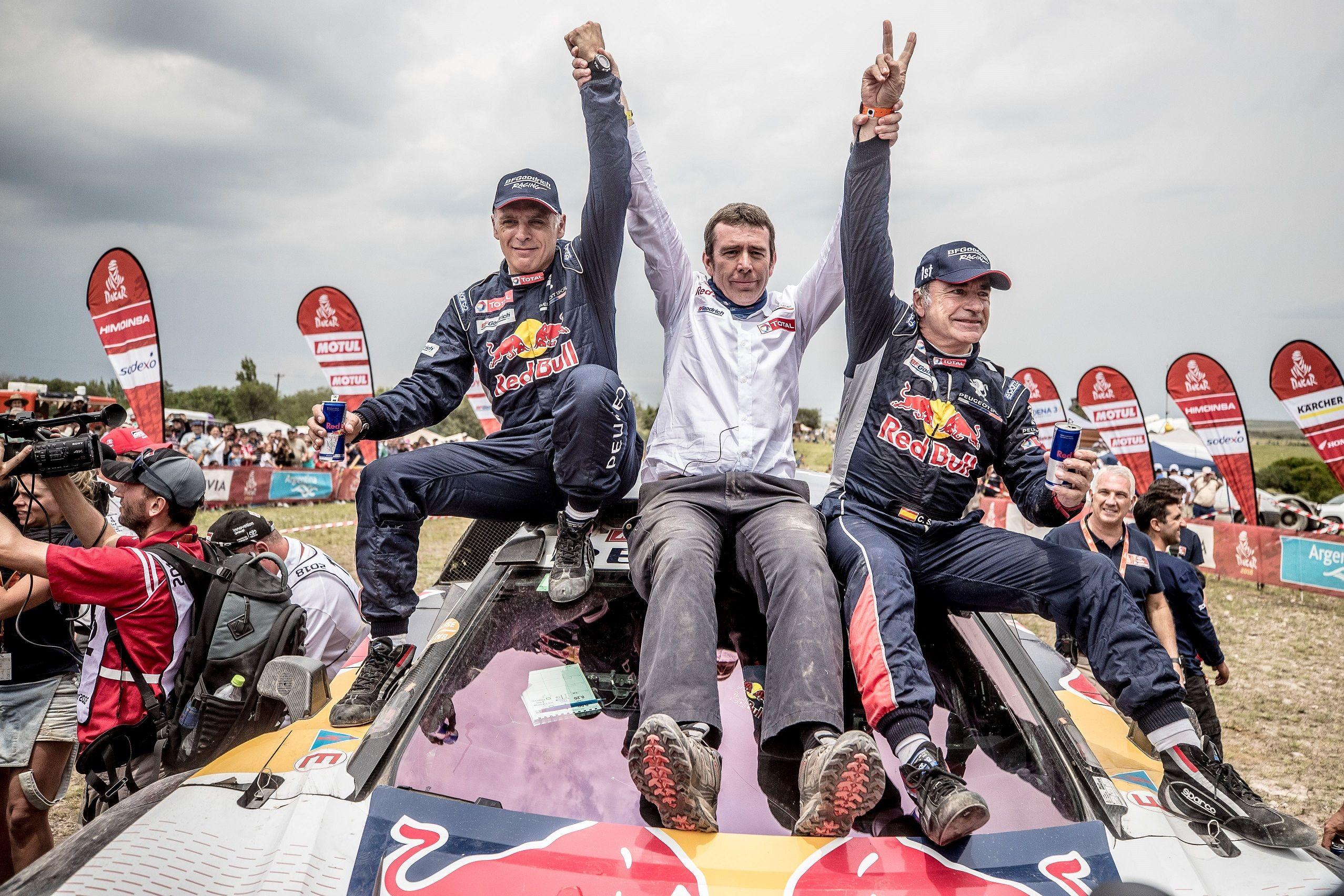 Las 10 claves del triunfo de Peugeot en el Dakar 2018