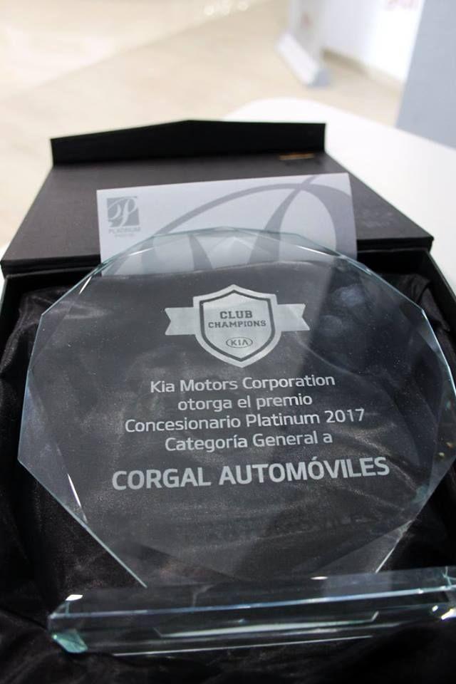EL PREMIO PLATINUM PRESTIGE ATERRIZA EN CORGAL AUTOMÓVILES