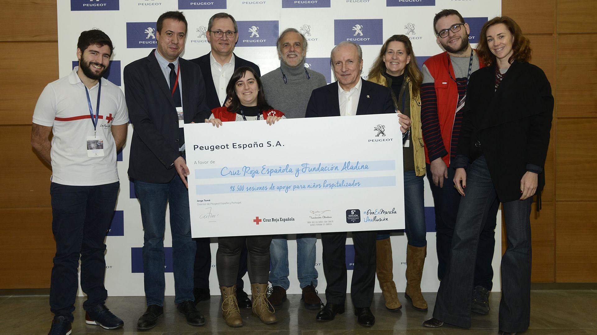 """La campaña """"Control de Invierno gratis y solidario"""" recauda 98.500 sesiones de apoyo para niños hospitalizados"""