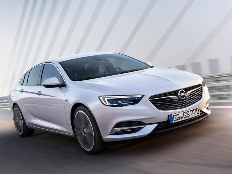Los secretos del éxito del Opel Insignia