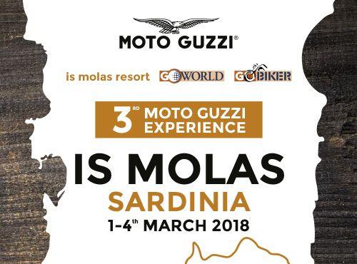 ¡Vuelve la Moto Guzzi Experience!