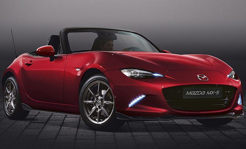Mazda MX-5: el deportivo más vendido de la historia