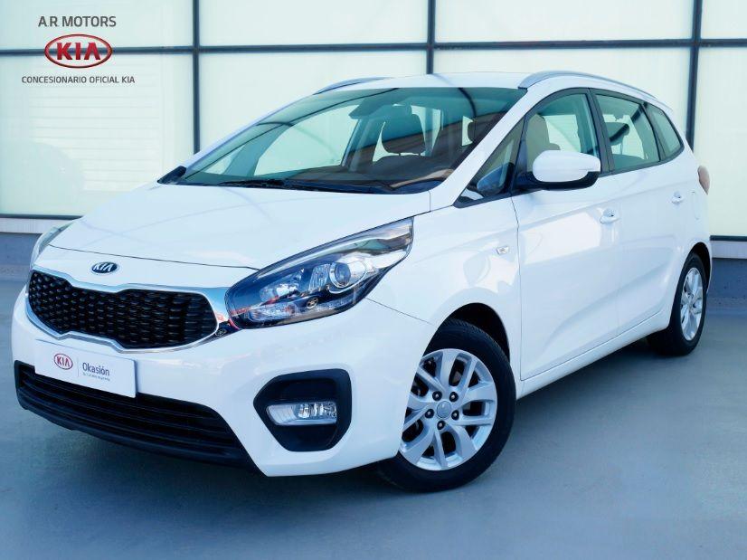 Kia Carens 1.7 CRDi Concept 7 plazas blanca por 16.782€*