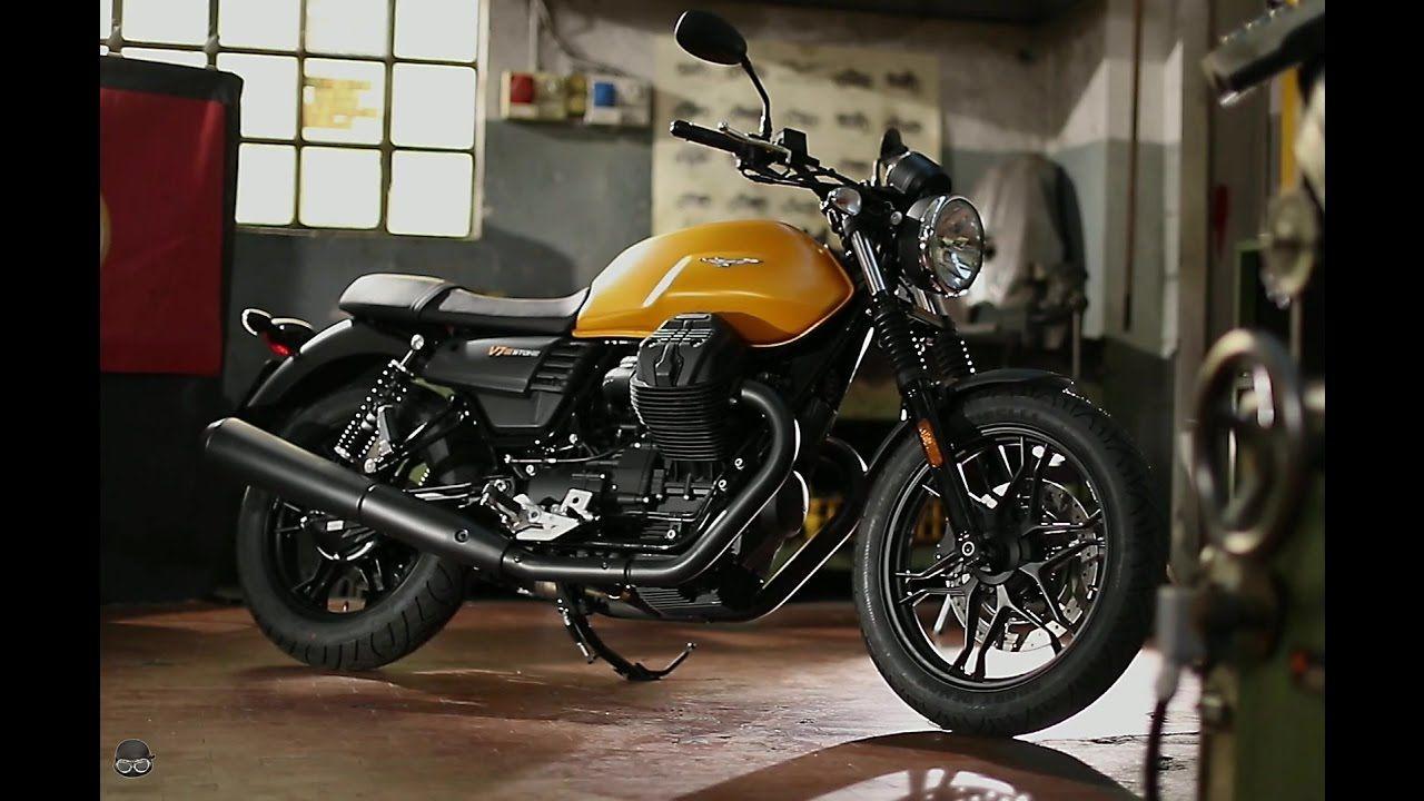 Moto Guzzi V7 Stone III 7.723 €