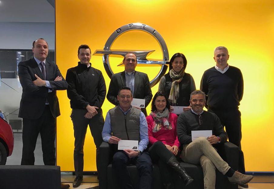 Opel Zavisa se alza con el premio Orgullo de Marca