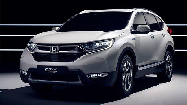 La próxima generación del Honda CR-V se presentará en Ginebra