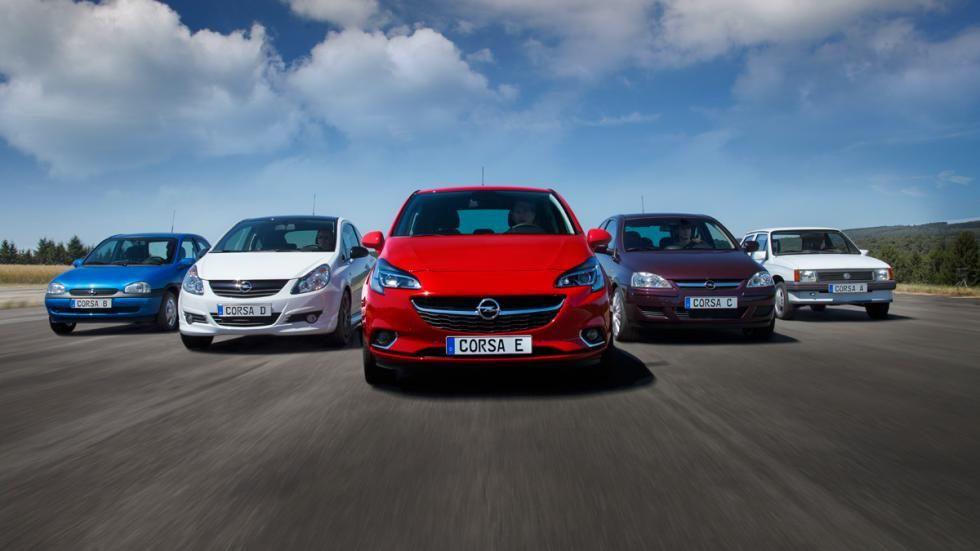 La próxima generación del Opel Corsa y su versión 100% eléctrica se fabricarán en Zaragoza