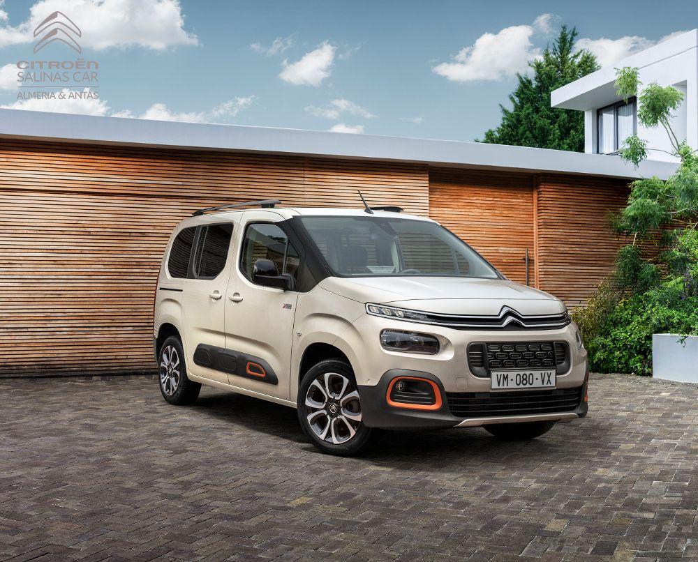 Llega la tercera generación. Nuevo Citroën Berlingo