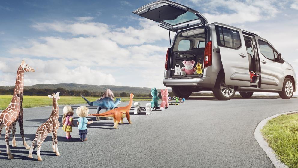 Renovación de la Opel Combo, una gran alternativa para familias