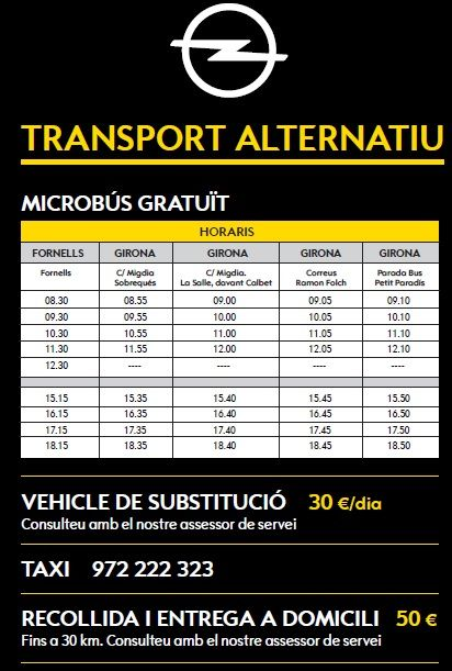 TRANSPORT ALTERNATIU
