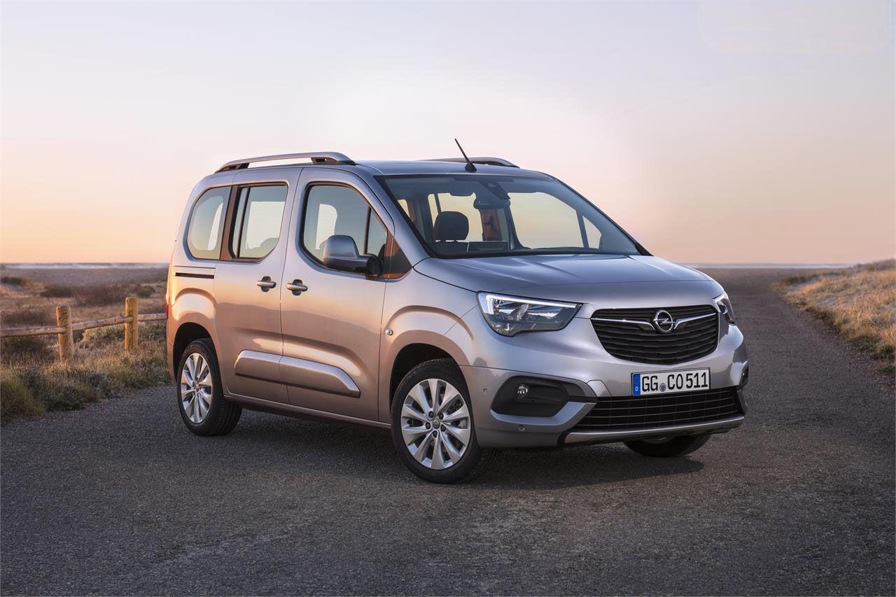Opel Combo: Nuevo modelo Made in PSA