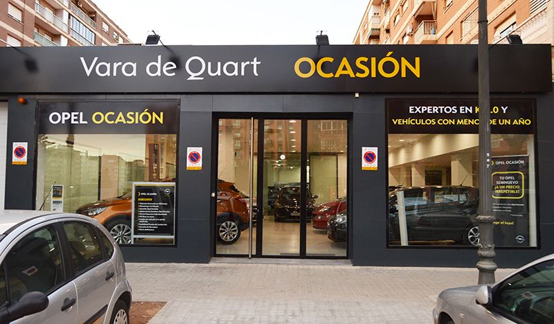 Abrimos una nueva tienda de Vehículos de Ocasión en Valencia