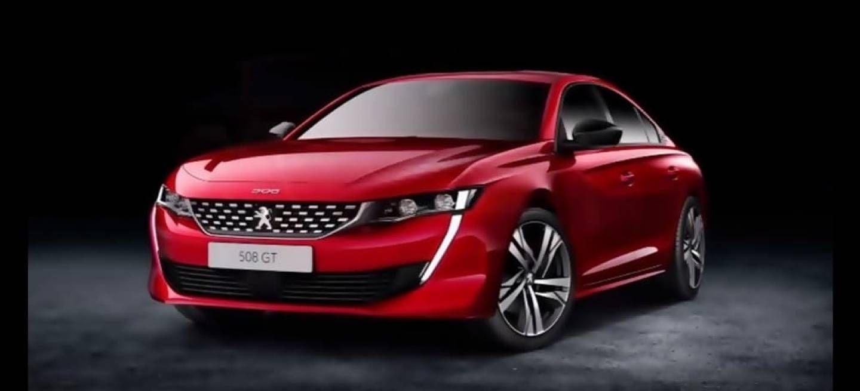 Filtrado al completo el Peugeot 508 2018