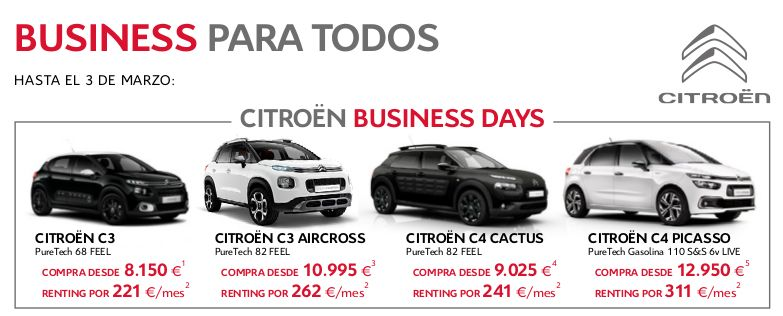 BUSINESS DAYS TURISMOS