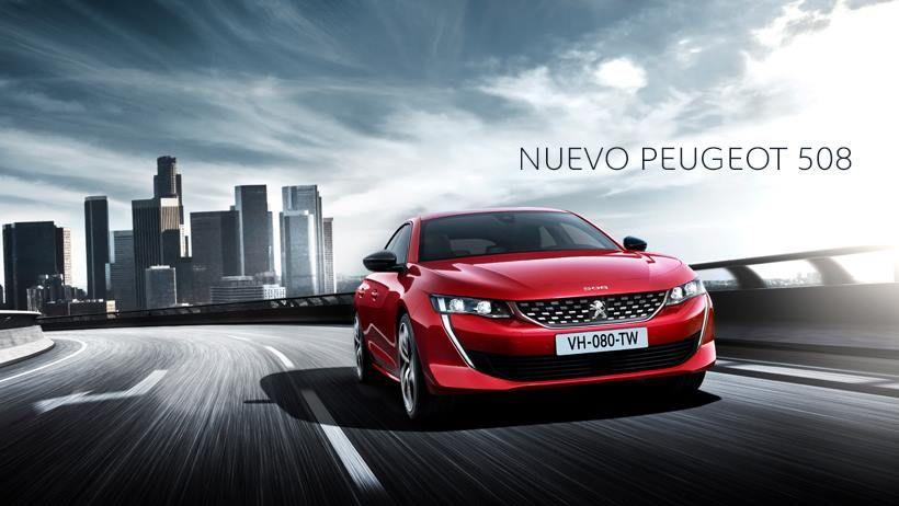 Nuevo Peugeot 508 - ¡Descubre todos los detalles!