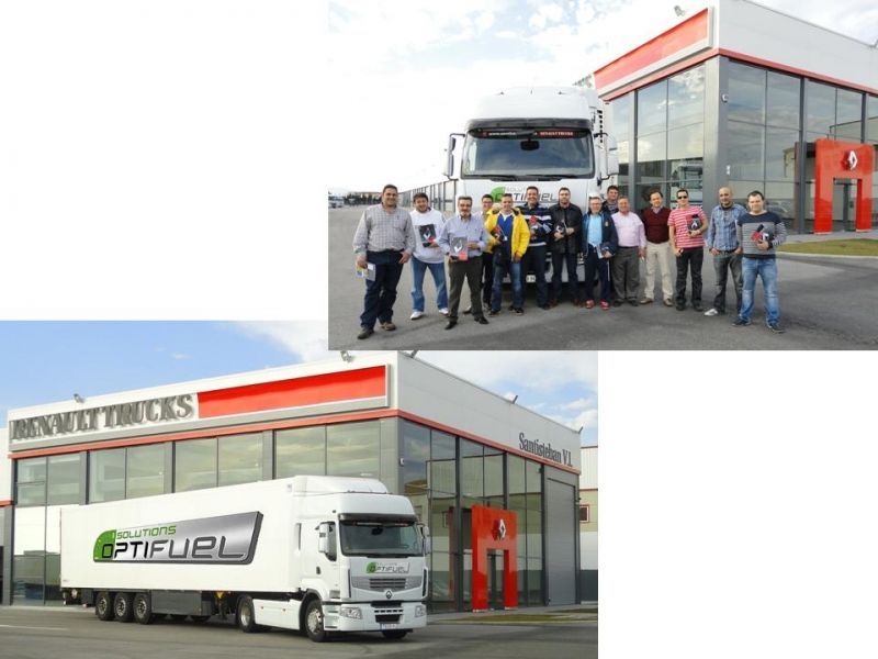 CONDUCCION EFICIENTE RENAULT TRUCKS
