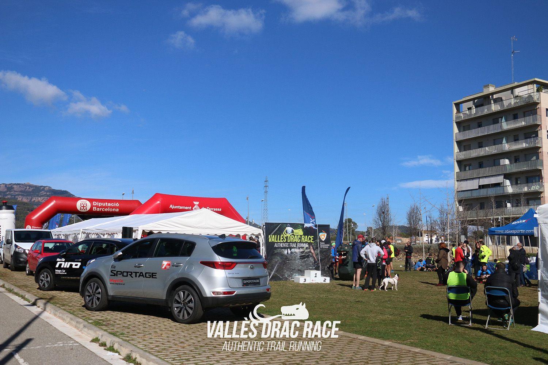 Récord de participación en la Vallès Drac Race 2018