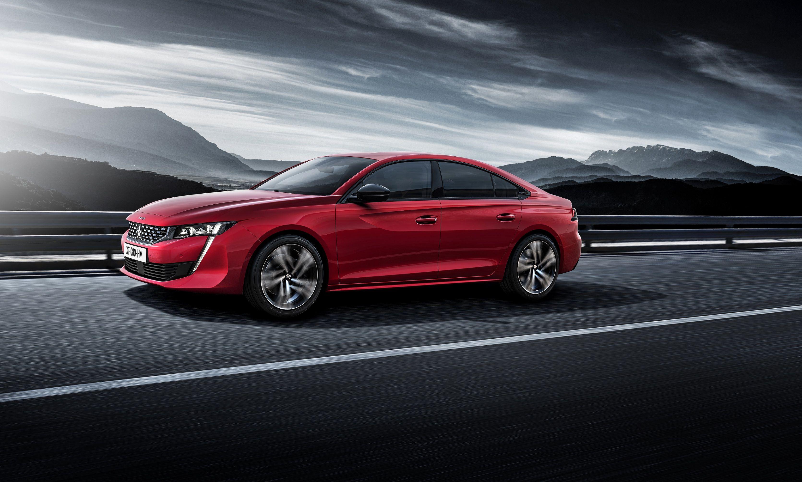 Peugeot presenta tres primicias mundiales en el 88º Salón Internacional del Automóvil de Ginebra