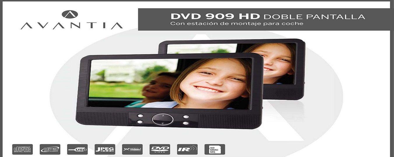 DVD DOBLE PANTALLA POR SOLO 175.99€