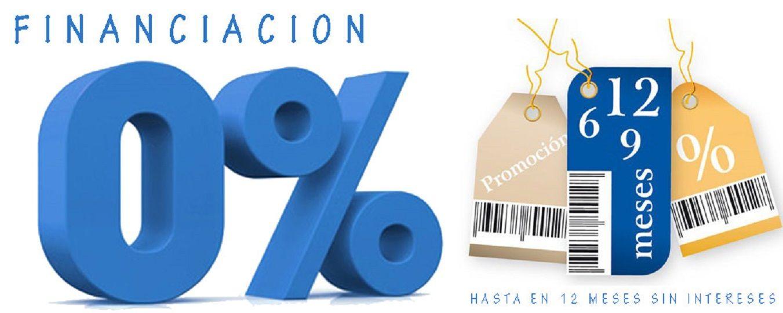 FINANCIACIÓN HASTA EN 12 MESES SIN INTERESES PARA REPARACIONES, NEUMÁTICOS Y/O ACCESORIOS