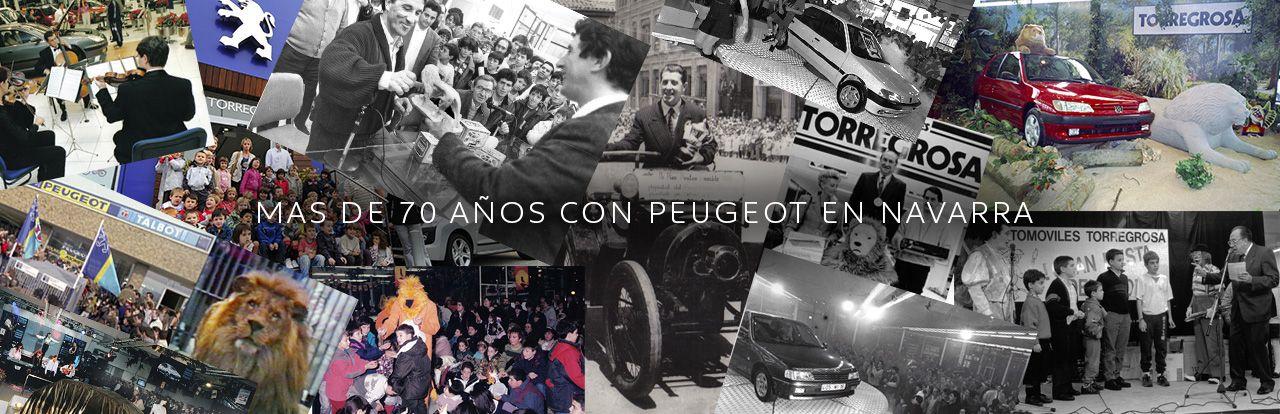 Automóviles Torregrosa, Concesionario Oficial Peugeot en Navarra