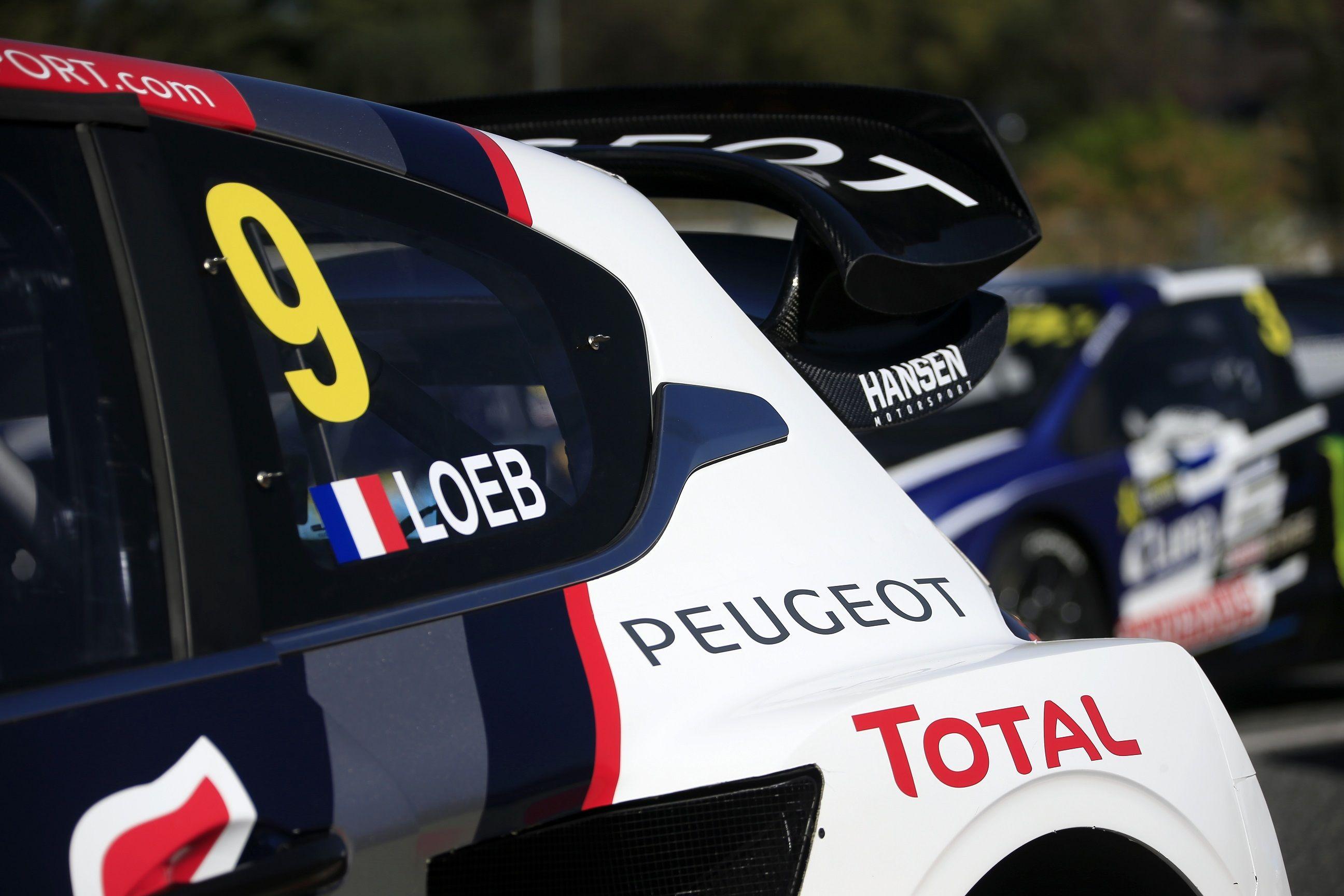 Todo lo que tienes que saber del Rallycross, el nuevo reto de PEUGEOT