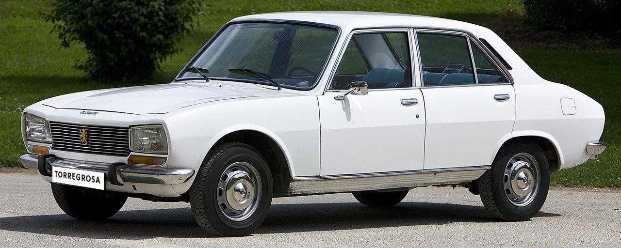 Cuando Peugeot presentó el Peugeot 504 Automóviles Torregrosa llevaba ya 20 años de Concesionario en Navarra