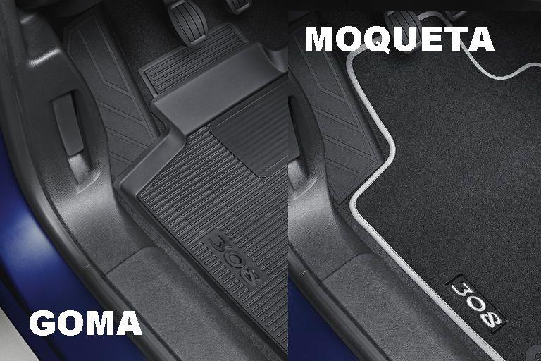 Renueva o cambia el estilo interior de su vehículo con alfombras de todos los materiales