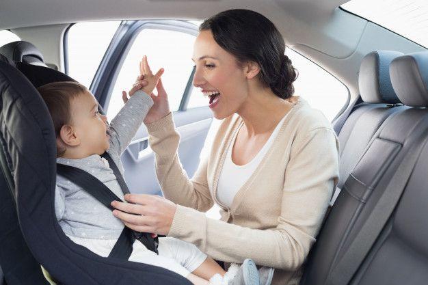 La seguridad de los niños, lo más importante en cualquier modelo Ford