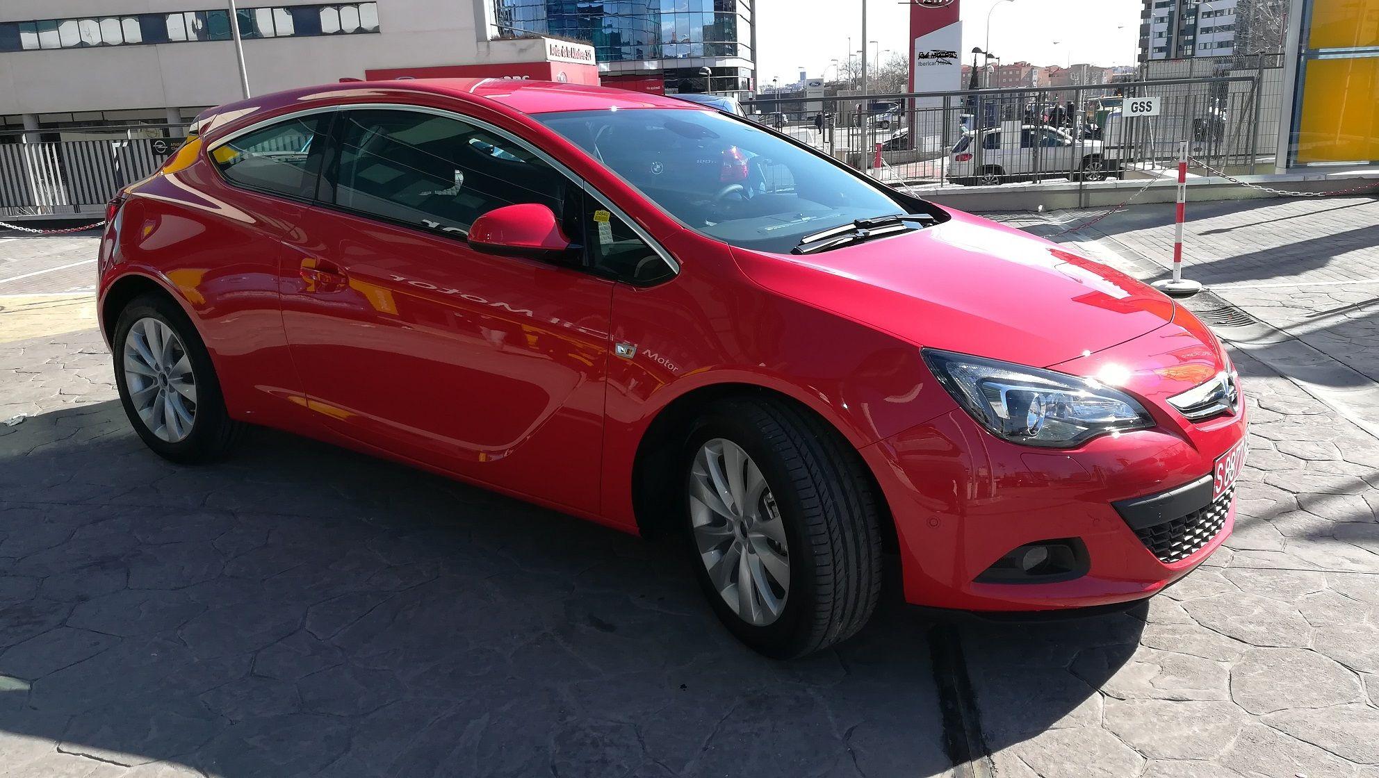 20.217 € OPEL GTC 1.6 CDTi SS Sportive 3p.