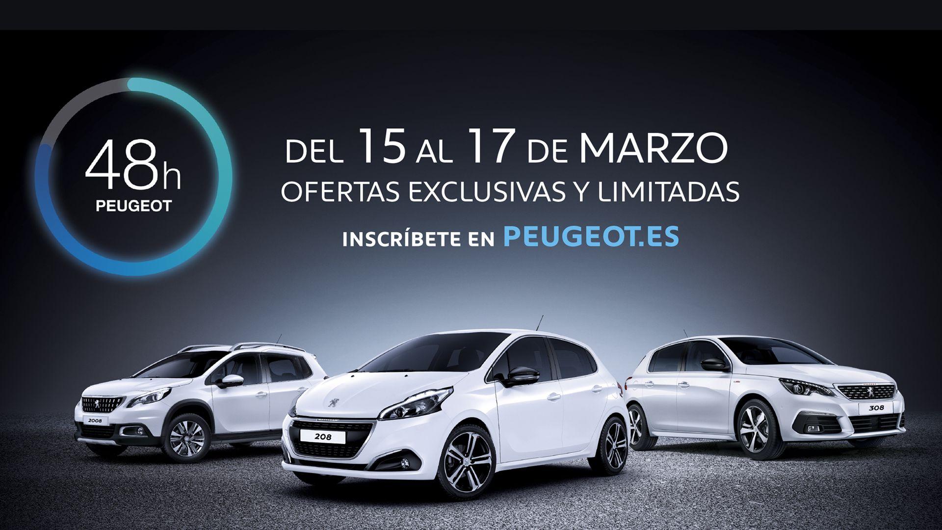 Vuelven las 48h Peugeot