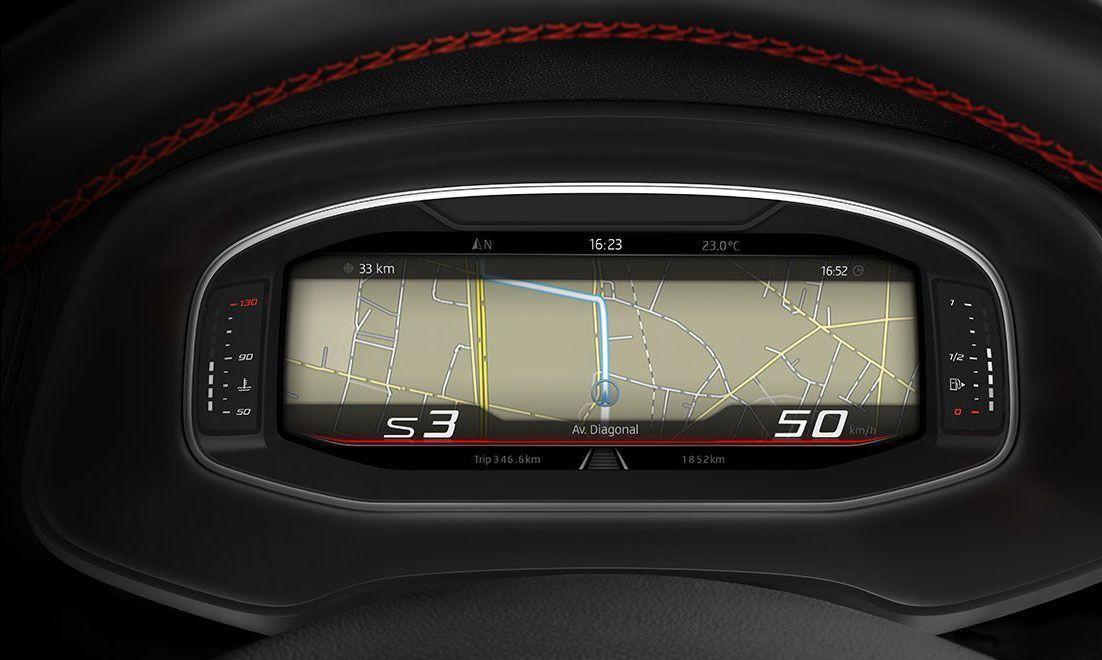 Seat Digital Cockpit ¿Te suena?