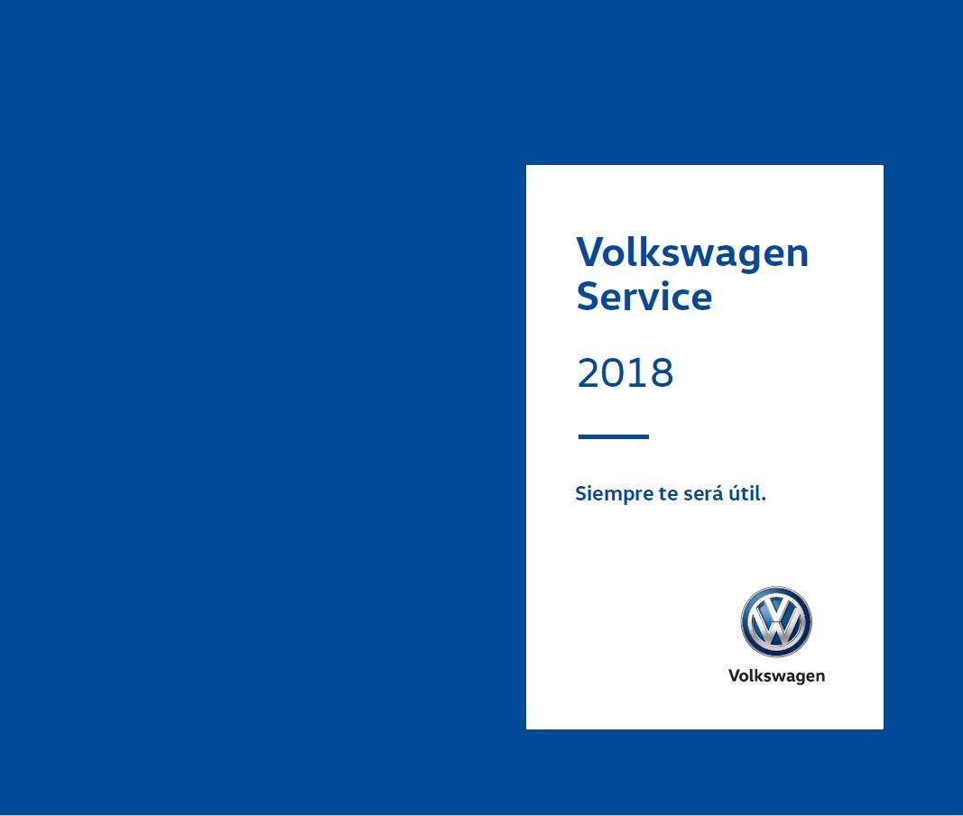 Libro Volkswagen Service 2018