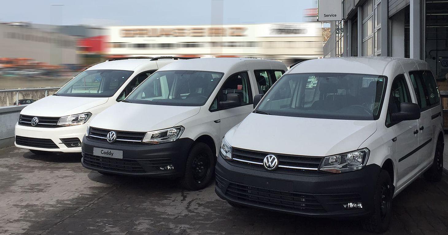 Ahora, unidades de stock Volkswagen Caddy y Crafter a precios imbatibles. No te pierdas esta promoción especial de Automóviles Sánchez