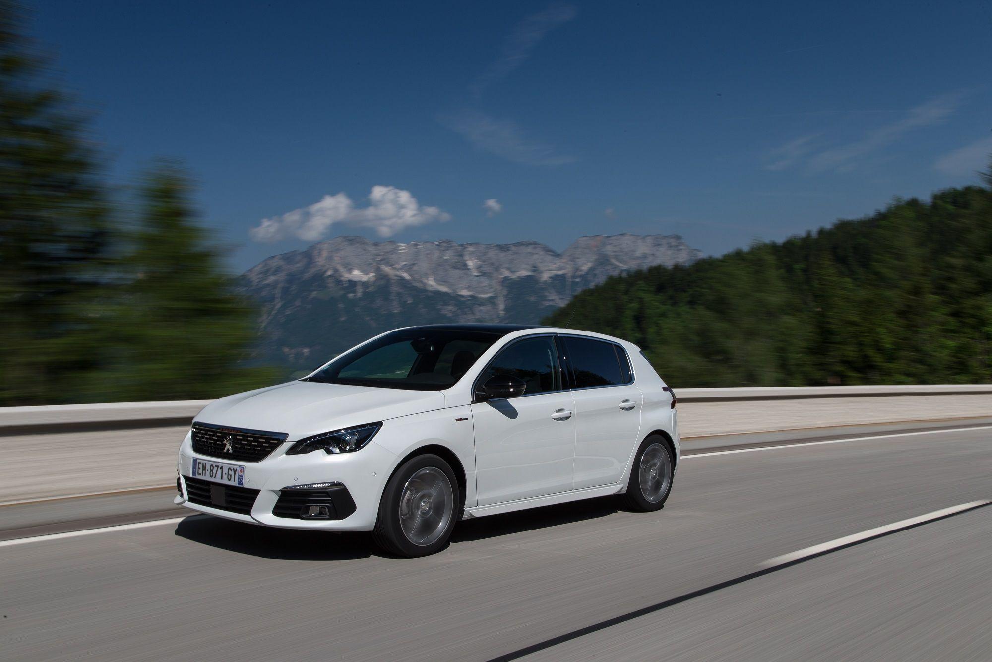 El Nuevo Peugeot 308 incorpora el motor diésel BlueHDi 130 asociado a la caja automática EAT8