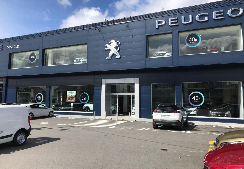 Semana de locura en Dimolk con las 48 horas Peugeot