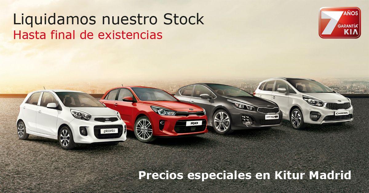Liquidamos nuestros Stock
