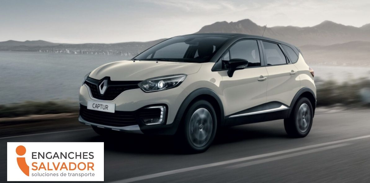 Nuevos modelos de enganche para Renault Captur Hermanos Salvador Basauri , Bizkaia