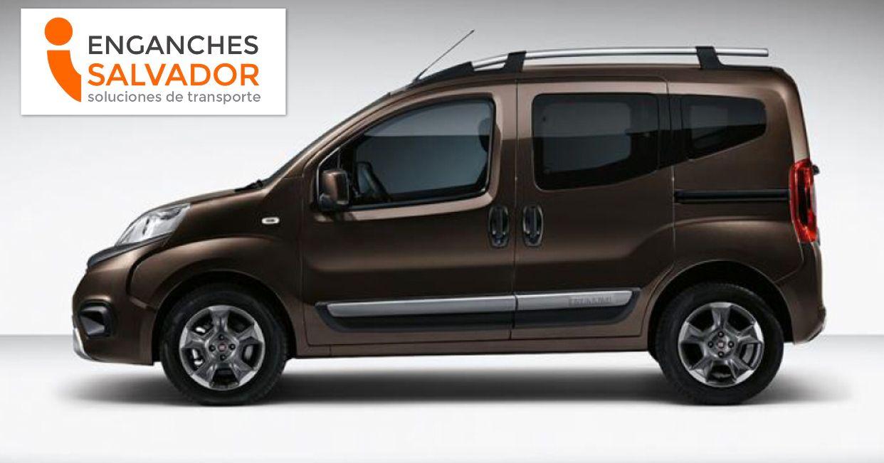 Nuevos modelos de enganche para Fiat Qubo Hermanos Salvador Basauri , Bizkaia
