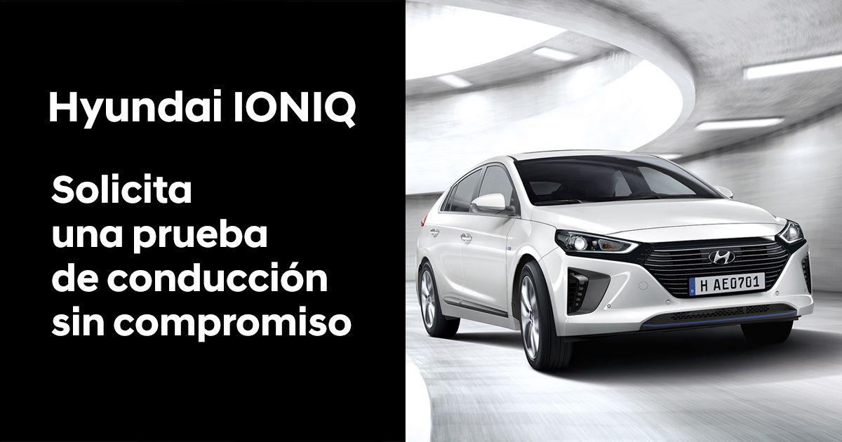 Prueba el Hyundai IONIQ
