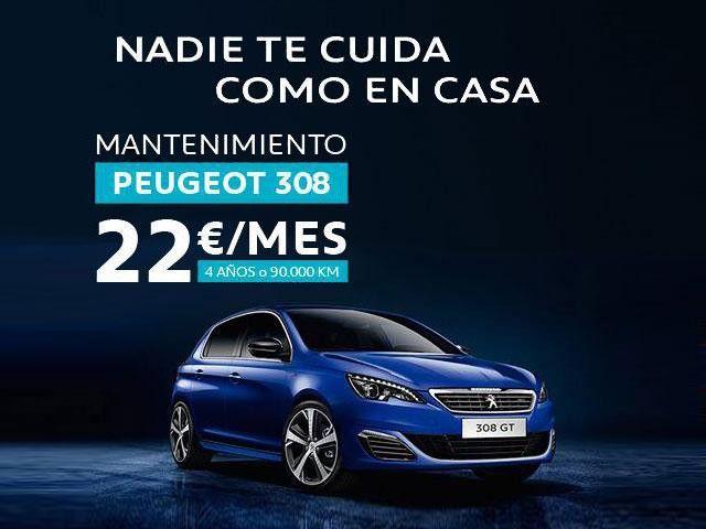 Contratos Peugeot Service - Seguridad Plus y Contratos de Mantenimiento